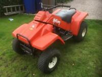 Allen Mustang Quad 16hp Briggs and Stratton V-twin Electric start Engine Tractor