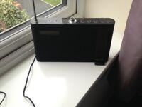 Dab radio/ipod speaker