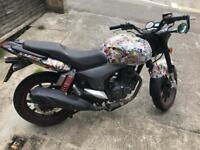 Ksr Moto code x 125