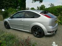 Ford Focus ST 3dr Turbo Modified Bola Leather not vxr vw gti bmw audi s3 seat cupra type r