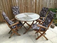 Teak Garden Furniture