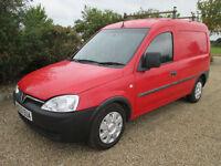 Vauxhall Combo Astra Van - 1.7 Diesel - 12 Months MOT