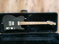 Fender Blacktop Telecaster HH with Hard Case