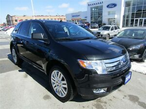 2010 Ford Edge Limited | AWD | LEATHER | NAVIGATION |