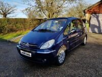 CITROEN XSARA PICASSO 1.6 HDi EXCLUSIVE 2004 04 + FULL SERVICE HISTORY WITH 1 LADY OWNER FROM NEW