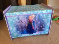 Disney Frozen Toy Storage Box