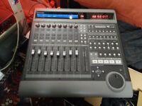 Mackie Control Universal (MCU) MIDI DAW control surface