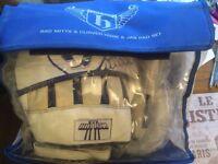 Bag Mitts + Curved Hook & Jab Pad Set