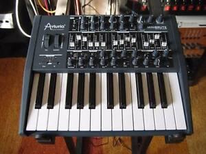arturia minibrute analog synth Wynnum Brisbane South East Preview
