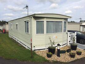 Pemberton Elite 2005 static caravan sited Nr Tenby
