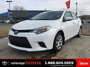 Toyota Certified 2014 Toyota Corolla LE - 2 SETS OF TIRES! EXT W