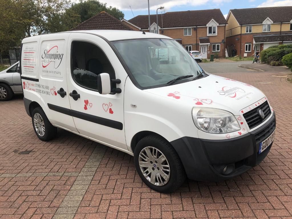 Fiat Doblo Cargo Van Swop Swap Px Cash In Laindon Essex Gumtree
