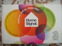 Signal Booster for 3 Network Home Signal
