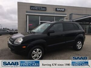 2008 Hyundai Tucson 4X4 ACCIDENT FREE Limited Heated Leather Sun