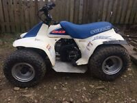 Suzuki 50LT excellent condition