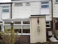 Well maintained 3 bedroomed extended mid terrace house