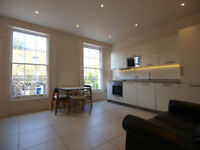 A super modern 1 double bedroom flat in Grade II listed building with outdoor space on Amwell St