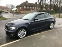 BMW 1 Series 2.0 120d COUPE