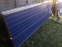 Alimunium Insulated Roofing Sheets - free for anyone who can collect!