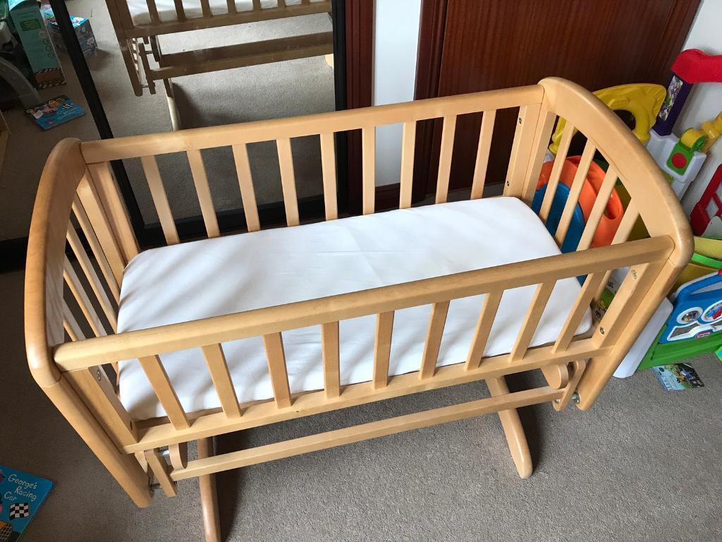 Baby cribs john lewis - John Lewis Baby Gliding Crib