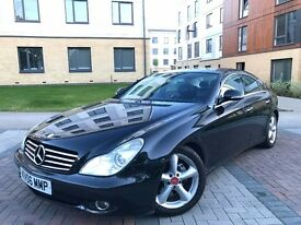 MERCEDES CLS 320 CDI AUTO 7G FULLY LOADED HPI CLEAR PX WELCOME AUDI MERC BMW
