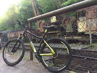 Voodoo bantu 27.5 almost new mountain bike