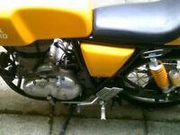 ROYAL ENFIELD CONTINENTAL GT 535 cc
