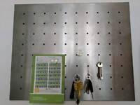 Magnetic Memo & Key Holder