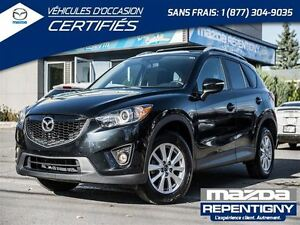 2015 Mazda CX-5 GS/0.9%/TOIT/BLUETOOTH/CAMERA RECULE/MAGS