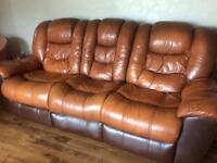 Leather 321 suite