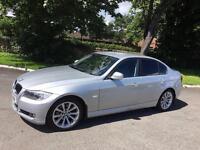 2009 BMW 320d 33200 miles 6 speed manual 1 year MOT