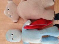 Iggle Piggle and Makka Pakka