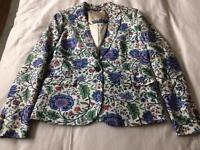 Jack wills blazer size 8 for sale  Merseyside