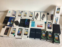 Perfect Job Lot of 27 Mobile Phone Boxes 4 BB 9790 HTC One Samsung Galaxy Ace S2 S3 Note Xperia Arc