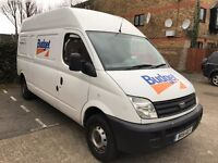 56 PLATE LDV MAXUS LWB 2.5 CDI DRIVES SUPERB NOT TRANSIT CRAFTER SPRINTER RELAY MOVANO
