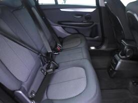 BMW 2 SERIES 216d SE [Sat Nav, Parking Sensors, Dab Radio] 5dr (brown) 2017