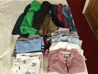 Boundle of clothes size 2-3 year