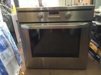 Electrolux aeg integrated oven