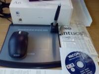 Wacom Intous Graphics Tablet USB