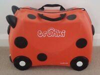 Travel Trunki Suitcase