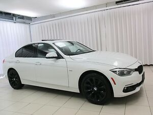 2016 BMW 3 Series 328i x-DRIVE AWD w/ NAVIGATION, BLACK WHEELS,