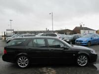 SAAB 9-5 2.3t Vector 5dr (black) 2006