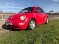 2002 vw beetle 12 months MOT 1.9 tdi pd