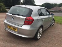 2007 BMW 120D SE 6 SPEED PERFECT CONDITION.