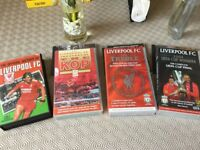 Four Liverpool Videos