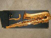 Buffet Crampon Evette tenor saxophone Yamaha m'piece and Rovner lig