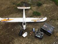 Walrus brushless rc plane ready to fly