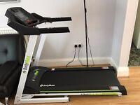 Bodymax Treadmill T60HR Motorised treadmill - £190