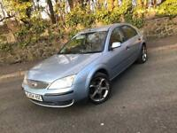 FORD MONDEO 2.0 TDCI MISTRAL 5 SPEED ** NEW MOT - IDEAL FAMILY CAR **