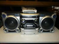 Philips Hi-Fi/Stereo System (FWM377)